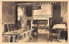 BF5767 grand salon ou fut celebre chateau de langeais france     France