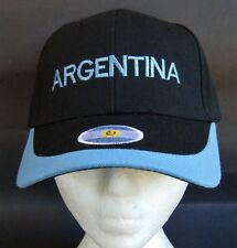 Argentina Country Flag  Argentinean Hat Baseball Caps Casquette Chapeau