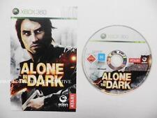 jeu ALONE IN THE DARK xbox 360 game francais action combats spiel juego en loose