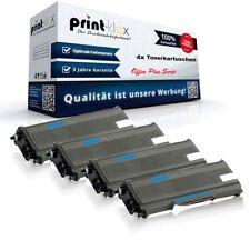 4x compatible XL Cartuchos de tinta para Brother tn-2320 MFCL2740DW Set de tóner