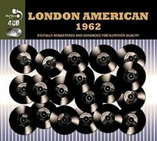 London American 1962 Various Artists Audio CD