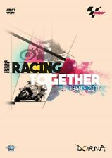 Motogp - Racing Together 1949 - 2016 (New DVD) Surtees Agostini Rossi Marquez