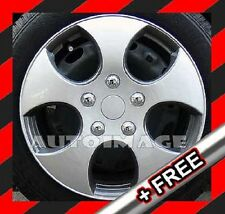 16 inch VW Golf Gti Sports Look Wheel Trims Covers +FRE