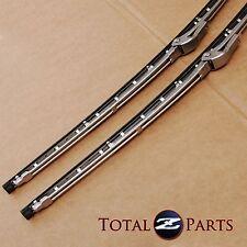 Datsun 240Z 260Z 280Z Front Windshield Wiper Blades Pair, 70-76 *NOS*