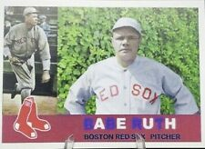 Aceo Babe Ruth Specialty Card