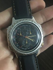 RARE Citizen Promaster Pilot watch WR100 Chronograph caliber 3560
