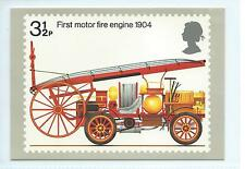 WBC. - GB-schede PHQ - 1974-FIRE ENGINE-SINGOLA CARTA Set MINT