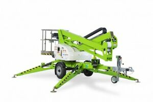 NEW 2021 Niftylift TM42TE Electric Trailer Mounted Towable Boom, 48′ Work Height