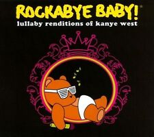 Rockabye Baby: Lullaby Renditions of Kanye West, CD 9617