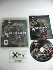 PS3 Bionic Commando Very Good condition Full Pal Spain