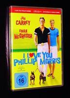 I Love You Phillip Morris DVD Rapide Envoi Neuf Et Dans L'em Ballage D'Origine