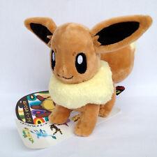 "Eevee Pokemon XD Starter Plush Toy Stuffed Animal Soft Doll Figure Normal New 5"""