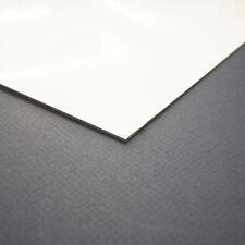 3 x bianco pvc igienico Rivestimento Muro 1,5 mm di spessore 1960 x 855MM BIANCO LUCIDO