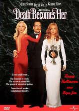 LA MORTE TI FA BELLA DVD