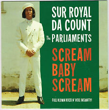 "SUR ROYAL DA COUNT Scream Baby Mother 7"" Kim Fowley Sky Saxon Sam Cooke Joe Yore"