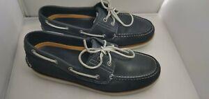 Timberland Mokassins Segel Boots Halb Schuhe Freizeit Slipper Gr.46 UK 11,5 W