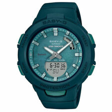 Casio Baby-G G-SQUAD Steptracker Bluetooth Ladies Watch BSA-B100AC-3A