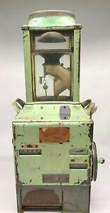 Johnson Fare Box, Bus Trolley Street Car Coin Machine NEW YORK CHICAGO Working!