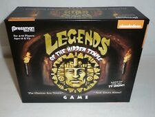 Legends of the Hidden Temple Board Game - Nickelodeon Pressman Based on TV Show
