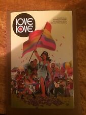 LOVE IS LOVE IDW / DC  1st App. Of HARRY POTTER ORLANDO BENEFIT 2nd Print /nm+