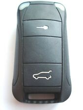 Replacement 2 button flip key case for Porsche Cayenne remote flip key fob
