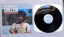 """DISQUE VINYLE 33T LP MUSIQUE / GEORGE CHELON """"L'ENFANT DU LIBAN"""" 1989 POP"""