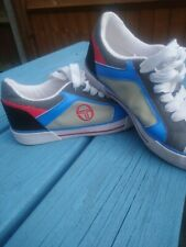 Sergio Tacchini trainers size 9. Excellent condition with box.