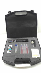 Houghton RT-10ATC Portátil Refractómetro Anticongelante Fluido Test Kit