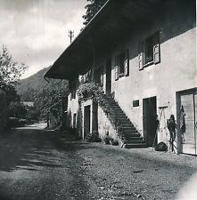 SEVRIER c. 1940 -  Maison route du Semnoz  Haute-Savoie - DIV 7482