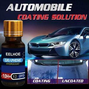 12H Hardness Protection UV Graphene Styling Car Paint Ceramic Set Coating K6D9
