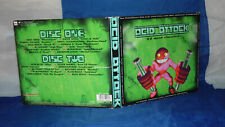 Acid Attack Volume 1 - 2CD DigiPak - Techno Acid Hardhouse