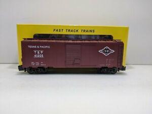 American Models 1153 S Texas & Pacific 40' Box Car LN/Box