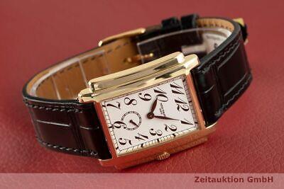 Patek Philippe Gondolo 18K (0,750) Gold Handaufzug Herrenuhr Ref. 5024 Klassiker