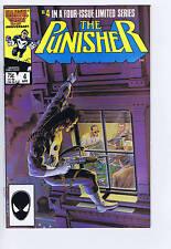 Punisher #4 Marvel 1986