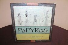 PAPYROS - Die Seele der Wörter  / MOSES SPIELE  / NEU / OVP