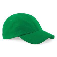 Chapeaux vert taille unique pour garçon de 2 à 16 ans