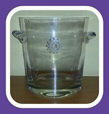 Tupperware Flaschenkühler Sektkühler aus Glas