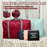 5 Color Foldable Waterproof Clothes Storage Bag Packing Travel Luggage Organizer