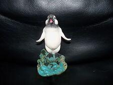 """Serenade """"Penguin Polar Playmate"""" Hamilton Collection EUC"""