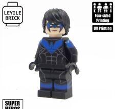 **NEW**LYL BRICK Custom Nightwing Lego Minifigure