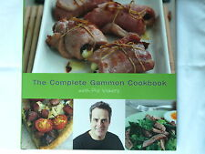 THE COMPLETE GAMMON COOKBOOK WITH PHIL VICKERY - BRITISH GAMMON COOKERY RECIPES