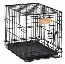 XS Dog Crate XSmall With Divider Folding Heavy Duty Soft Car Frisco Foldable New