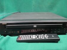 New listing Denon Dvm-1815 Dvd Player with remote tested and works # 2091/Z2