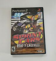 Sprint Cars Road To Knoxville (Sony Playstation 2 ps2)