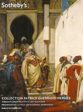 Sotheby's Orientalist & Islamic Artl Guerrand-Hermes Paris Auction Catalog 2012