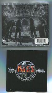 2CD Kiss: 40 - Decades of Decibels (Mercury)