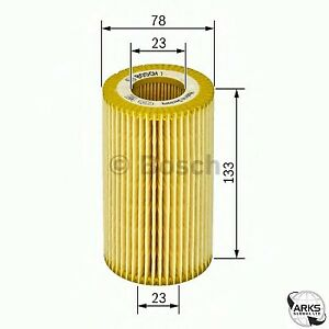 Genuine BOSCH CV OIL FILTER P9276 (HGV) - 1457429276