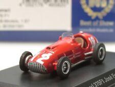 BOS Ferrari 375 F1, 1951, rot, #12 - 87391 - 1:87