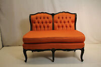 Very Elegant French Provincial Spring Bench, Great Look
