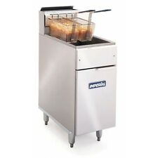 Imperial IFS-40-OP Single Tank Natural Gas Fryer (Boxed New)